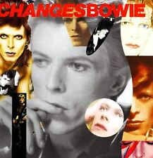 DAVID BOWIE changesbowie (CD compilation) EX/EX CDP 79 4180 2 glam, experimental