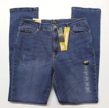 0d677bdb Lee Women's Slimming Fit Rebound Straight Leg Indie Sky Jeans Size 8 Med