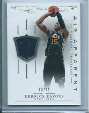 National Treasures Not Autographed NBA Basketball Trading Cards