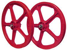Skyway Tuff II 5 Spoke Wheelset Genuine Retro Old School BMX Wheels Cheapest