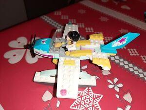 Lego friends  hydravion,  avion