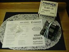 New listing France 10 Say-01 Electronic Oil Ignitor, Primary 120V/60Hz Sec 14000V New In Box