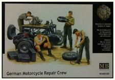 Masterbox 1:35 WW2 German Motorcycle Repair Crew