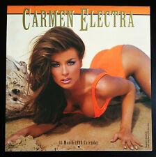 Carmen Electra Calendar 1998 - Kalender