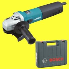 MAKITA Winkelschleifer 9565HRZ in Bosch-Koffer 1100 Watt 125 mm 9565 HRZ
