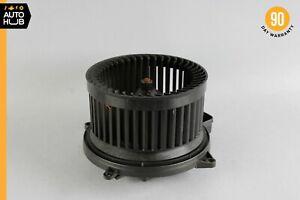 06-13 Mercedes W164 ML350 GL320 A/C AC Air Conditioning Heater Blower Motor OEM