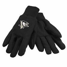 Pittsburgh Penguins Gloves Sport Utility Work Adult Great for gardening NEW GL14
