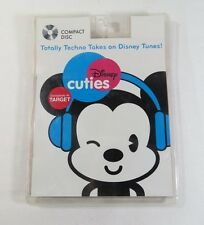 Disney CD Cuties Totally Techno Takes on Disney Tunes Target Exclusive '06 Dance