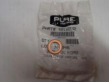 Polaris New OEM Washer 19X12X1.3 Copper, 5812232