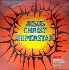 Jesus Christ Superstar - Rice & Webber - c1972 LP
