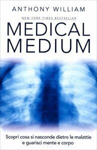 LIBRO MEDICAL MEDIUM - ANTHONY WILLIAM