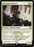Monastery Mentor - The List x1 Magic the Gathering 1x The List mtg card