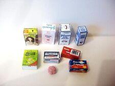 Style moderne miniature des objets pour votre salle de bains