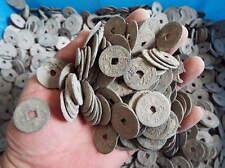 100 Minh Mang (1820-1840)&Gia Long (1802-1820)Thong Bao Lead-Zinc Coins