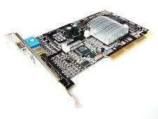 NVIDIA GeForce 4 mx440 64mb sdr tv vga AGP Graphics Card mx440 (8232s) sdr64m-tv-s