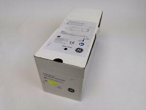 GE D-Lite Sensor Yellow Multi Patient Disposable Spirometry Accessory. Box of 50