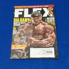 FLEX Magazine, May 2014 - BIG RAMY