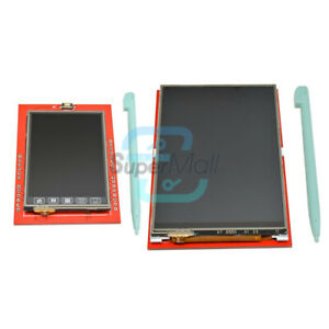 UNO R3 Board TFT LCD Dispaly Touch Screen For Arduino Mega2560 2.4 / 3.5 inch