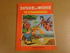 STRIP HERDRUK UIT 1974 / SUSKE EN WISKE - DE STEMMENROVER