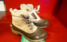 The North Face Winter Boots decent condition Youth size 6