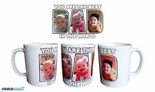 New Fathers Day Personalised coffee mug 11oz Dad Daddy gift birthday your photo