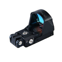 D-Point Pro Style Tactical Micro Mini DP-Pro Red Dot  Sight Scope