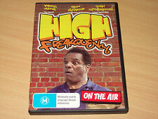 High Freakquency Frequency Marcus Chong Deon Richmond John Witherspoon (DVD) GC