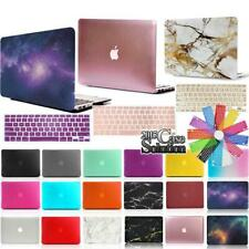 "Rubberized Hard case + keyboard skin For 11"" 12"" 13""15"" MacBook Air/Pro/Retina"