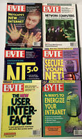 BYTE Magazine Lot (6 Issues) 1997 - March, April, May, June, July, August