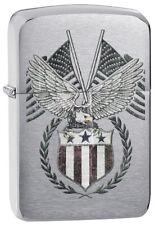 Zippo Lighter ● Eagle American Flag Replica 1941 ● 60002330 ● Neu New OVP ● A902