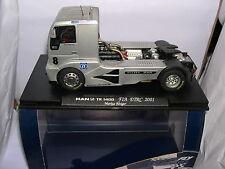 FLY GBTRACK 08010 TRUCK-46 MAN TR 1400 #8 FIA ETRC 2001 MARKUS BOSIGER  MB