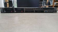 HP PROLIANT DL360 G5 SERVER x2 DUAL CORE 3.00GHz 4GB RAM 2 x72GB P400i 1PSU