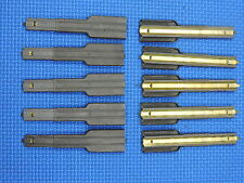 Lot of 10 USGI M1 Carbine Stripper Clips w/ Attached Spoon Guide .30 Carbine 30