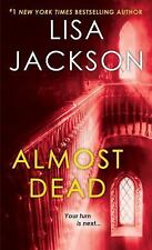 Almost Dead by Lisa Jackson (2018, Paperback)