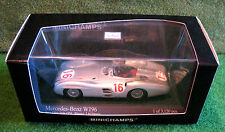 MINICHAMPS 1/43rd ~ 432 543016 Mercedes-Benz W196 ~ Juan Fangio Italy 1954 ~ NEW