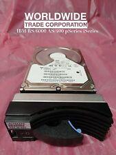 IBM 09L1814 08L8489 36.4GB 7200 RPM SSA Disk Drive Module pSeries 7133-D40 T40