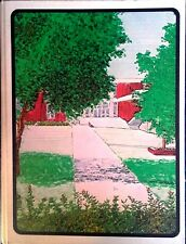 BRONCO HARDIN-SIMMONS UNIVERSITY - 1973 YEARBOOK - RICK NELSON APPEARANCE
