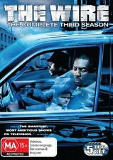 The Wire : Season 3 (DVD, 2008, 5-Disc Set) NEW & SEALED