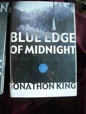 Jonathan King - BLUE EDGE OF MIDNIGHT -1st - Signed!