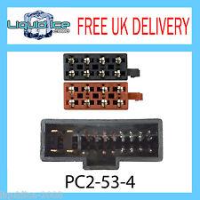 PC2-53-4 per KIA SORENTO 2000 - 2006 ISO Stereo head unit cablaggio adattatore lead