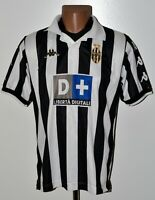 JUVENTUS ITALY 1999/2000 HOME FOOTBALL SHIRT JERSEY KAPPA SIZE M ADULT