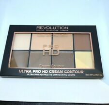 Makeup Revolution HD Pro Cream Contour Palette Light to Medium New In Box