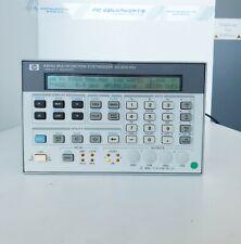 HP Agilent Keysight 8904A Multifunction Synthesizer 600KHz (Opt 001 / 004)