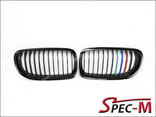 BMW E90 LCI 328i 335i Sedan Wagon Painted M Tri Color Gloss Front Kidney Grille