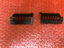 DELL ALIENWARE M15X  HAND SIDE AIR VENT COVERS P/N: 0P0VV3 P0VV3 (LAP18)