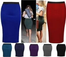 Business Stretch, Bodycon Skirts for Women