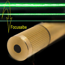 Focusable 532nm 30mW Green Laser LINE Module/Adjustable Beam Size/Green Laser