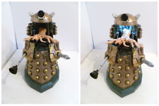 """Dalek - 12"""" NSD customised open with mutant creature revealed. Doctor Who"""