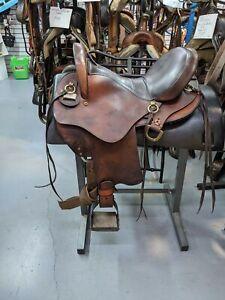 """16"""" Bighorn Flex Endurance Saddle"""