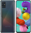 Samsung Galaxy A51 Sm-s515dl 128gb Black Tracfone Only Android Smartphone